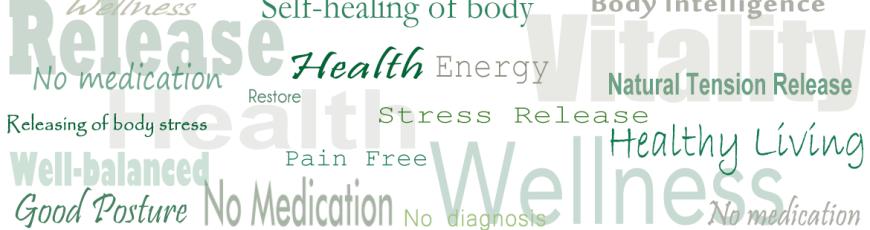 Body Stress Release